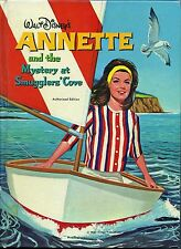 Walt Disney's Annette and the Mystery at Smuggler's Cove Illustrated Hardback 63
