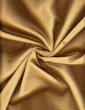 36 yds Calvin Fabrics Upholstery Fabric Velvet Gold EX1