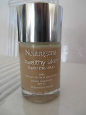 NEUTROGENA HEALTHY SKIN LIQUID MAKEUP # 40 NUDE 1 OZ
