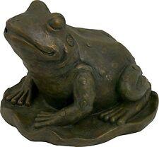 Tetrapond 19744 Frog Spitter Pond Decoration & Aerator Tetra Pond New