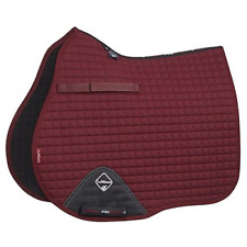Lemieux PROSPORT Cotton GP Square Saddlepad L Burgundy