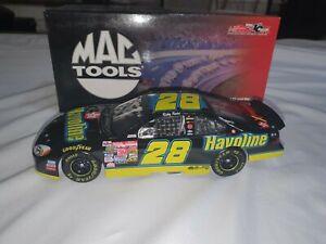 1999 Ricky Rudd #10 Havoline Ford Taurus Rudd Motorsports 1:24 NASCAR Mac Tools