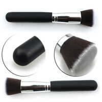 Professional Cosmetic Makeup Brush Tool Kabuki Powder Blush Foundation Flat Top
