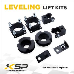 "2011-2019 Ford Explorer 4x2 & 4x4 Traxda 2.5"" Front 1.25"" Rear Lift Kit"