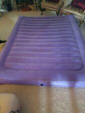 Simmons Beautyrest Queen Air Bed Mattress With Air Pump