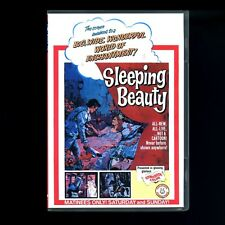 SLEEPING BEAUTY 1955 1965 CHILDHOOD PRODUCTIONS COSTUME FAIRY TALE DVD & CD SET!