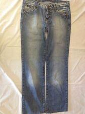 Just Cavalli Jeans - colore blu chiaro sfumato - taglia 29 - 100% cotone - USATI
