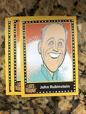 LIGHTS OF BROADWAY CARD - JOHN RUBINSTEIN