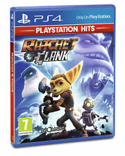 & Ratchet and Clank Hits Sony PlayStation Ps4 Game