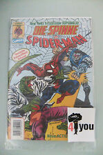 6.0 FN WEB OF SPIDER-MAN #  110 111 GERMAN  EURO VARIANT WP YOP 1995