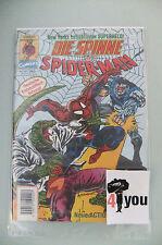 6.0 FN WEB OF SPIDER-MAN #  110 111 GERMAN  EURO VARIANT WP YOP 1995