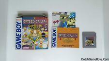 Game Boy Gallery / 5 Games in 1 - Nintendo Gameboy Classic - GB