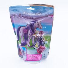 Playmobil pferd mit haaren