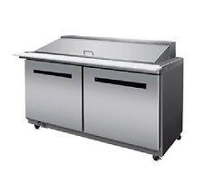 Maxx Cold Mxcr-60M, X-series 61x34.5x43-Inch Megatop Refrigerated Sandwich/Salad