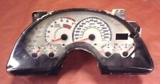 00-02 CAMARO SS Z28 150 MPH SPEEDOMETER CLUSTER W/ WHITE FACE UNKNOWN MILES
