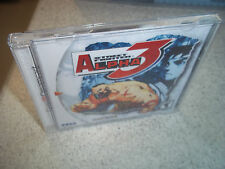 STREET FIGHTER ALPHA 3.SEGA DREAMCAST NTSC.REPLACEMENT CASE+INLAYS ONLY.NO GAME