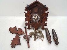 Regula G.M. Synt-Oil Cuckoo Clock 859 West Germany