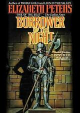 Borrower of the Night (Audio Book, 2006 cd) Elizabeth Peters, 6 disc, Unabridged
