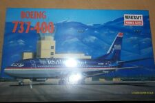 MINICRAFT 1:144 BOEING 737-400 US AIRWAYS     14448