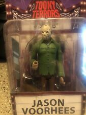 """Friday the 13th Jason Voorhees (6"""" Action Figure) horror toy, Toony Terrors NECA"""