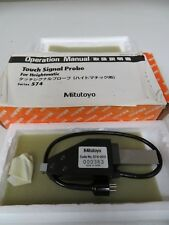 Mitutoyo 574-003 Touch Signal Probe for Heigtmatic Height Gage NE18