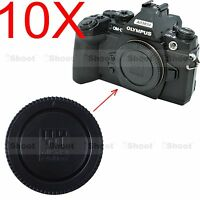 10x Camera Body Cover Cap for Panasonic Micro Four Thirds M4/3 LUMIX GH2 GH3 GH4