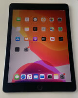Working Apple iPad Pro Space Gray 9.7 With WiFi 128 GB MLMV2LL/A Tablet
