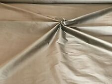 "DELUXE SMOOTH SILK ` 54"" Wide ZINC cut from roll half metre price"