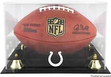 Indianapolis Colts Team Logo Football Display Case - Fanatics