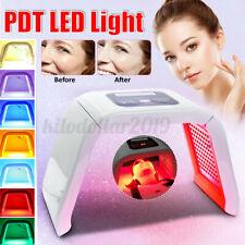 7 Farben Photon LED Photon Therapie Lichttherapie Hautpflege Gerät Akne Remove