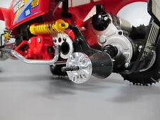 Pair Aluminum Rear Wheel Hub Adapter Tamiya 1/10 Monster Beetle Blackfoot Frog