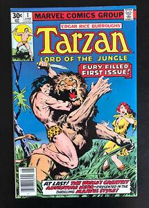 Tarzan #1 (1977) Marvel Comics