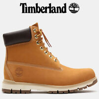 TIMBERLAND RADFORD 6 INCH BOOTS YELLOW WHEAT - leather waterproof TB 0A1JHF231