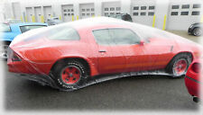 CHEVELLE CAMARO CORVETTE  plastic car cover, dust cover, rain cover 5 COVERS