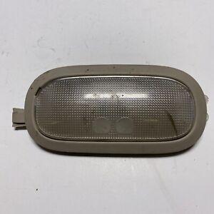 2000-2004 CHEVROLET SUBURBAN 1500 REAR OVERHEAD ROOF DOME LIGHT LAMP OEM 121210