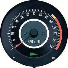 67 Camaro 1967 327 Tach Dash Tachometer 5000 RPM New OER
