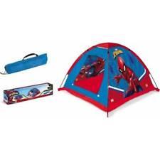 Spiderman Dream Den Kids Boys Superhero Themed Play Tent with carry bag