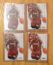 Dwyane Wade (4) Four Card lot of 2012-13 Panini Contenders Base Cards #139