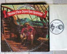 ROBERT HUNTER - Tales of the Great Rum Runners  LP  Round Records  – RX-101