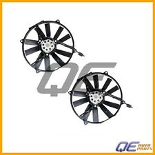 Mercedes W124 500E 300TE E420 ACM Set of 2 Auxiliary Fan Assembly 0005008593