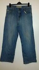 Regular Length Mid Rise 30L Jeans Men's Loose