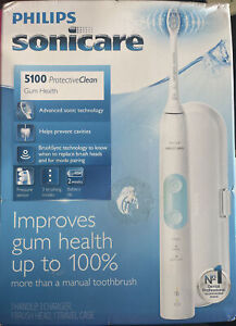 Philips Sonicare 5100 ProtectiveClean Electric Toothbrush - White/Mint
