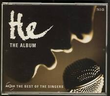 HE The Album 2-CD BOX Neil Diamond Zucchero Level 42 Gino Vanelli Willy Deville