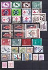 Echte Posten- & Lots-Briefmarken aus Belgien ab 1945