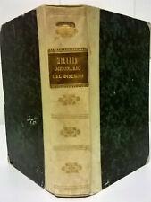 DD156-FRANCESCO MILIZIA-DIZIONARIO DELLE BELLE ARTI....1797