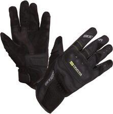 Modeka Sonora Handschuh schwarz gelb Gr. 7/S Sommerhandschuh