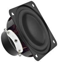 Monacor SPX-21M Hi-Fi-Breitbandlautsprecher 4 Ω