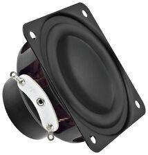 Monacor spx-21m Altavoces Hi-Fi 4Ω Par
