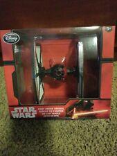 NEW Disney Store Star Wars Force Awakens First Order TIE Fighter Die Cast Figure