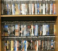 PS2 Pick and Choose Game Lot Cleaned and Tested! Reprint! See Description*